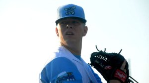 John Lamb tossed a career-best 7.1 innings and allowed just one earned run, his first in six outings and 35.2 innings. (Brad Glazier)